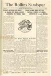 Sandspur, Vol. 27, No. 14, December 25, 1925