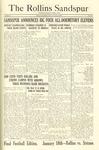 Sandspur, Vol. 27, No. 15, January 8, 1926