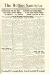 Sandspur, Vol. 27, No. 16, January 15, 1926