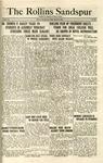 Sandspur, Vol. 27, No. 23, March 5, 1926 by Rollins College