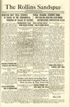 Sandspur, Vol. 27, No. 25, March 19, 1926 by Rollins College