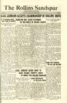 Sandspur, Vol. 27, No. 27, April 2, 1926