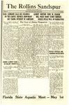 Sandspur, Vol. 27, No. 28, April 9, 1926