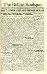 Sandspur, Vol. 28, No. 03, October 8, 1926