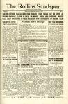 Sandspur, Vol. 28, No. 06, October 29, 1926 by Rollins College