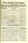 Sandspur, Vol. 28, No. 07, November 5, 1926