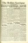 Sandspur, Vol. 28, No. 09, November 19, 1926