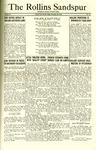 Sandspur, Vol. 28, No. 10, November 26, 1926
