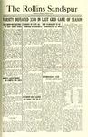Sandspur, Vol. 28, No. 11, December 3, 1926 by Rollins College