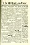 Sandspur, Vol. 28, No. 16, January 21, 1927