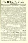 Sandspur, Vol. 28, No. 17, January 28, 1927