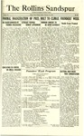 Sandspur, Vol. 28, No. 20, February 18, 1927 by Rollins College