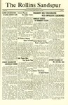 Sandspur, Vol. 28, No. 21, February 25, 1927 by Rollins College