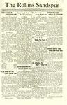 Sandspur, Vol. 28, No. 22, March 4, 1927