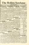 Sandspur, Vol. 28, No. 25, March 25, 1927