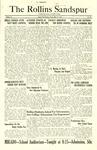 Sandspur, Vol. 28, No. 34, May 27, 1927