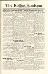 Sandspur, Vol. 29, No. 02. October 7, 1927