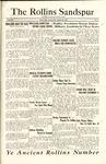 Sandspur, Vol. 29, No. 05, October 28, 1927