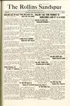 Sandspur, Vol. 29, No. 08, November 18, 1927