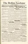 Sandspur, Vol. 29, No. 09, November 25, 1927
