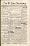 Sandspur, Vol. 30, No. 01, September 28, 1928