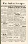 Sandspur, Vol. 30, No. 08, November 16, 1928