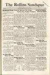 Sandspur, Vol. 30, No. 09, November 23, 1928