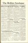 Sandspur, Vol. 30, No. 11, December 7, 1928