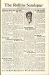 Sandspur, Vol. 30, No. 16, January 25, 1929
