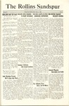Sandspur, Vol. 30, No. 21, March 1, 1929 by Rollins College