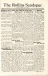 Sandspur, Vol. 30, No. 23, March 15, 1929
