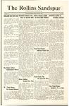 Sandspur, Vol. 30, No. 25, March 29, 1929