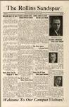 Sandspur, Vol. 30, No. 28, April 19, 1929