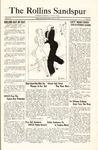 Sandspur, Vol. 30, No. 31, May 10, 1929 by Rollins College