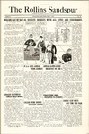 Sandspur, Vol. 30, No. 34, May 31, 1929 by Rollins College