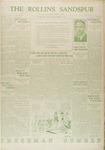 Sandspur, Vol. 32, No. 01, October 11, 1929
