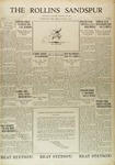 Sandspur, Vol. 32, No. 02, October 18, 1929