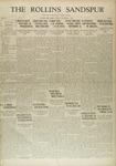Sandspur, Vol. 32, No. 04, November 1, 1929