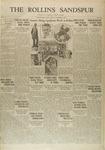 Sandspur, Vol. 32, No. 06, November 15, 1929 by Rollins College