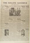 Sandspur, Vol. 32, No. 09, December 13, 1929