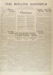 Sandspur, Vol. 32, No. 10, December 20, 1929