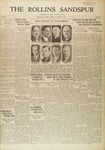 Sandspur, Vol. 32, No. 11, January 10, 1930 by Rollins College