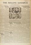 Sandspur, Vol. 32, No. 11, January 10, 1930