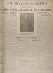 Sandspur, Vol. 33, No. 11, January 13, 1930