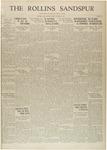 Sandspur, Vol. 32, No. 20, March 28, 1930