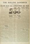 Sandspur, Vol. 32, No. 26, June 4, 1930