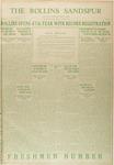 Sandspur, Vol. 33, No. 01, October 7, 1930 by Rollins College