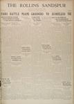 Sandspur, Vol. 33, No. 08, November 25, 1930