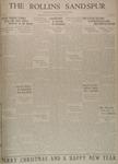 Sandspur, Vol. 33, No. 10, December 16, 1930