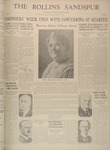 Sandspur, Vol. 33, No. 17, February 25, 1931
